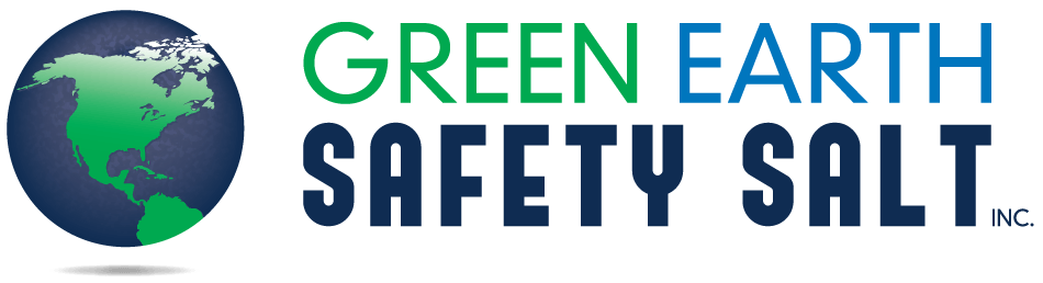 Green Earth Safety Salt logo