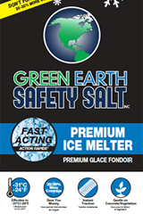premium ice melter menu.fw  - Green Earth Ice Melting Products will give you traction this winter